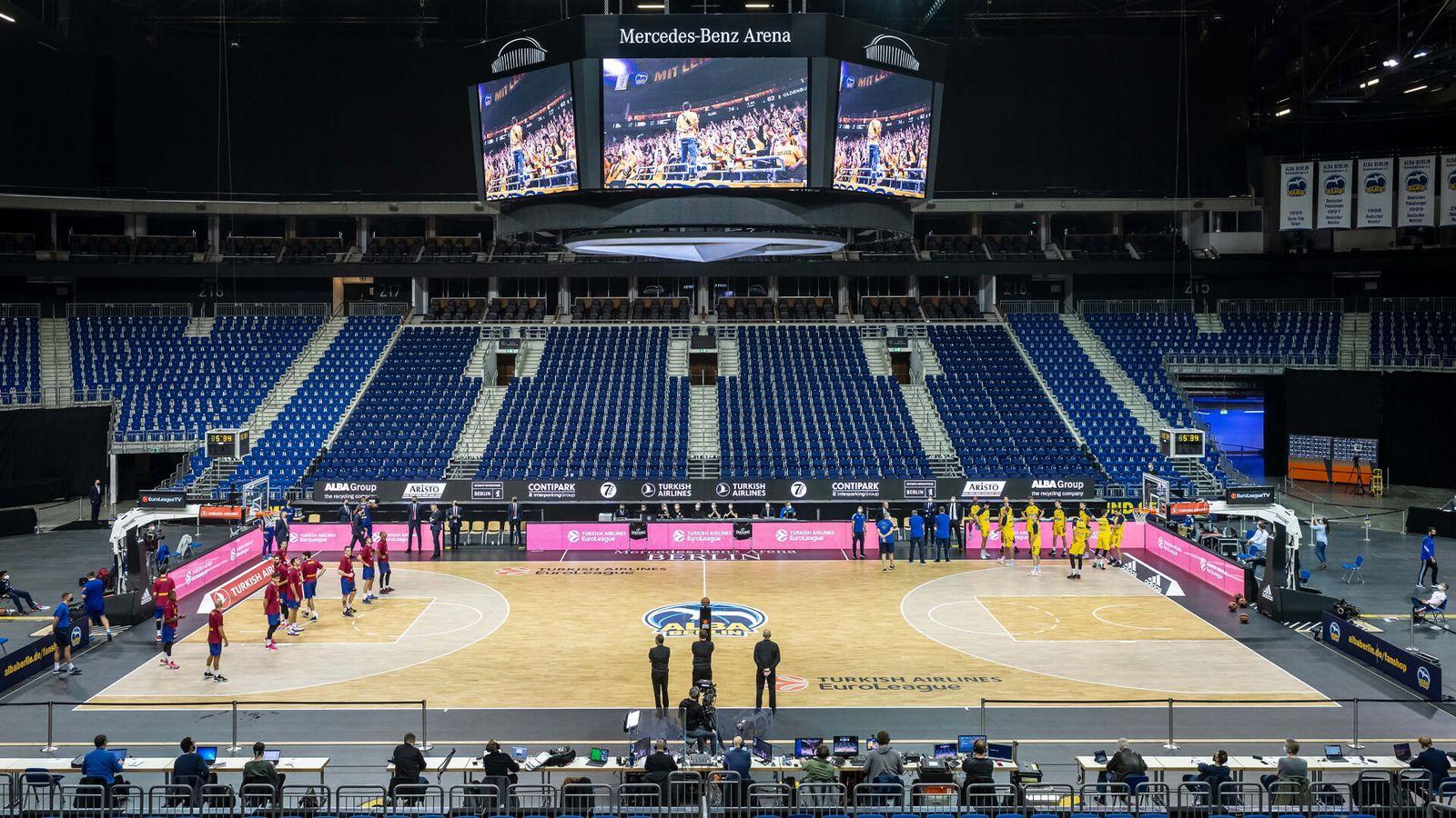 Euroleague Spiele