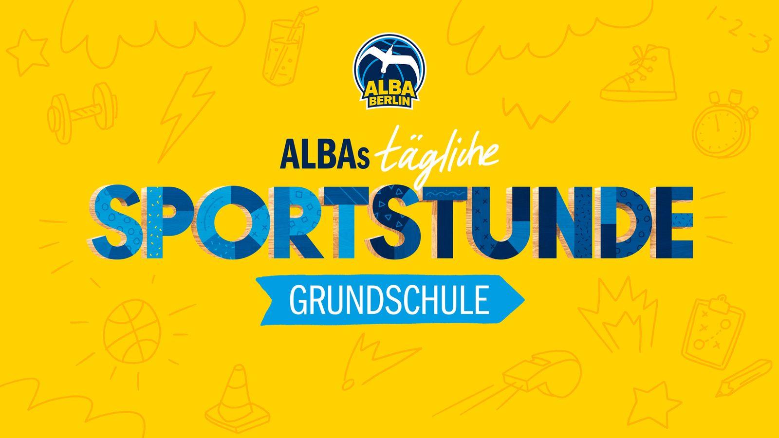 Bildergebnis für tägliche sportstunde alba berlin