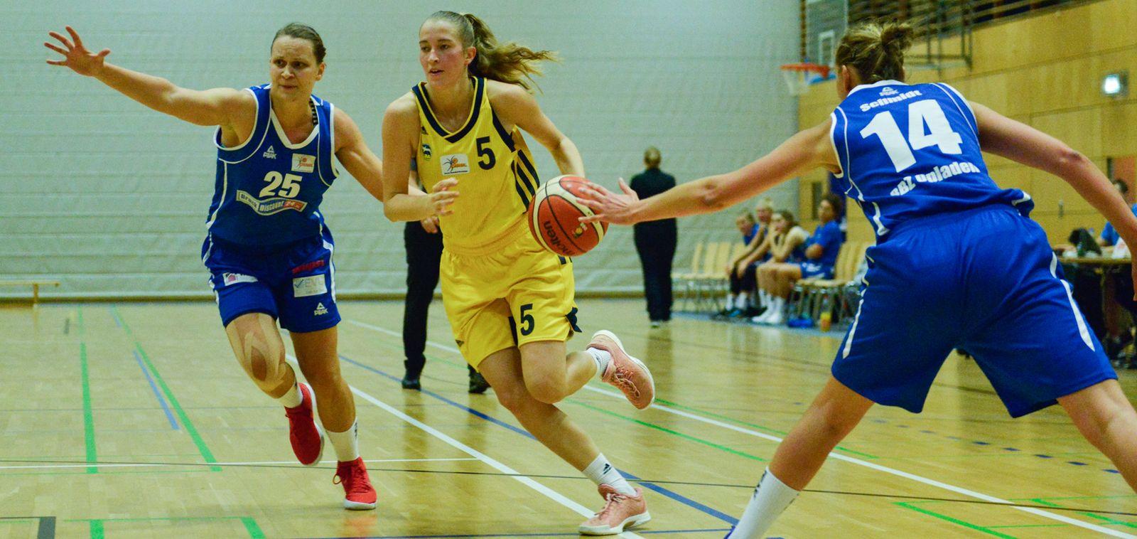 best website c8aa7 de945 Frauen - ALBA BERLIN Basketballteam