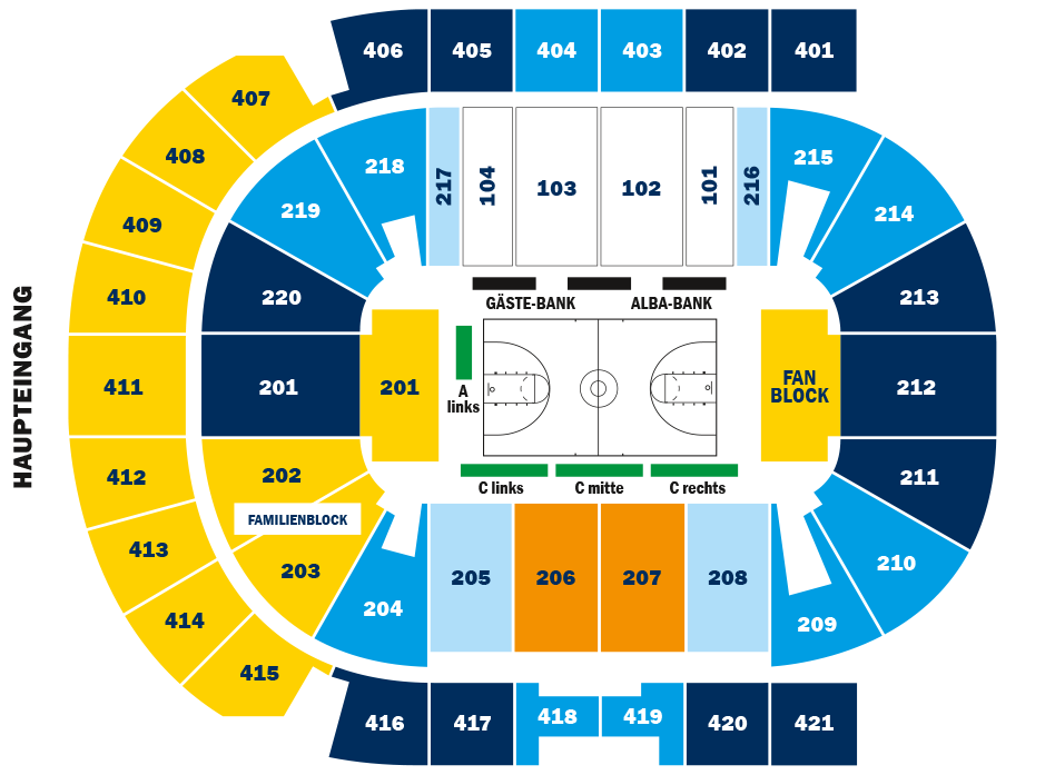 einzeltickets alba berlin basketballteam. Black Bedroom Furniture Sets. Home Design Ideas